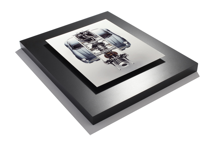 Aston Turbine Limited Edition Metal Print